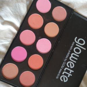 Blush Palette - glow cosmetics